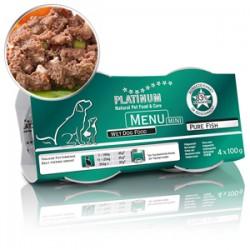 Platinum Menu Mini Pure Fish 100 gr